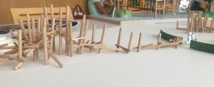 Spielplatz Teil ältere Kinder